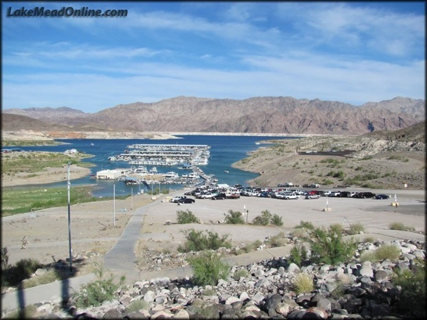 Callville Bay Marina May 28, 2010